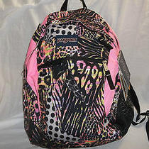 Jansport Safari Wasabi Laptop Backpack Photo