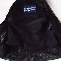 Jansport Seethrough Backpack Black Photo
