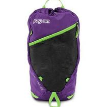Jansport - Sinder 18 Backpack  Size O/s  Color Purple Night Photo
