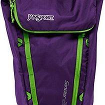 Jansport - Sinder 20 Backpack  Size O/s  Color Purple Night Photo