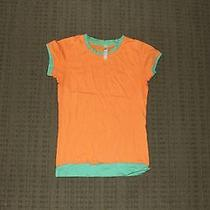 Jansport Size Small Orange T-Shirt Photo
