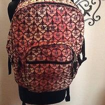 Jansport  Skull  and Crossbones Backpack Hearts  Photo