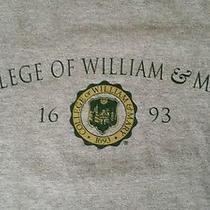 Jansport Small Euc College of William & Mary Tshirt Gray S  Photo