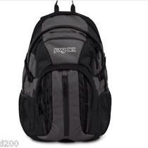 Jansport Sockeye Backpack Solid Black - T43m008  Photo