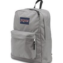 Jansport Super Break 25l Backpacks - Grey Rabbit Photo