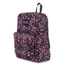 Jansport Super Break Backpack - Unisex - Ditzy Daisy -  Nwt  Photo