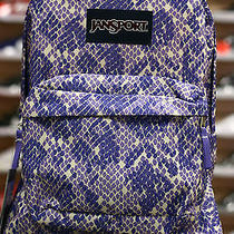 Jansport Super Break Purple Photo