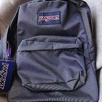 Jansport Super Fx Vivid Purple Sparkle Dot Backpack Photo