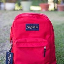 Jansport Superbreak Backpack Red Photo