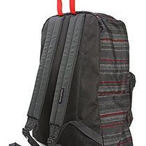 Jansport Superbreak Backpack (Red Tape Grunge Stripe) Photo