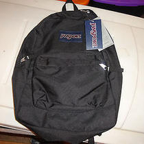 Jansport Superbreak Backpack Solid Black  Photo