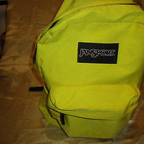 Jansport Superbreak Backpack Yellow Photo