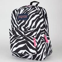 Jansport Superbreak Mens Womens Pansi Mi Backpack Old Skool Travel Bag Photo