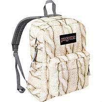 Jansport Superbreak Multi Cable Knit Backpack Ideal for Back to School Photo