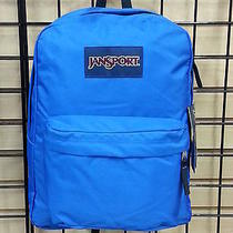 Jansport Superbreak Royal Blue (Blue Streak) Photo
