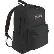 Jansport Superbreak T501008 Black Backpack  Nwt Free Shipping Photo