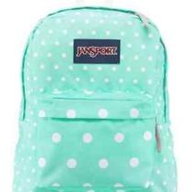 Jansport Superbreak Unisex Classic Backpack Style T501 Photo