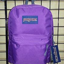 Jansport Superbreak Vivid Purple Photo