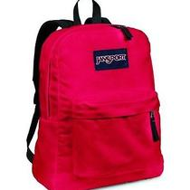 Jansport T5015xp Superbreak Backpack (Red Tape) Photo