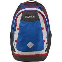 Jansport T54nzs4 Jansport Boost Backpack - Blue Streak/high Risk Red / 23.1