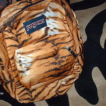 Jansport Tiger Bookbag Large Photo