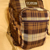 Jansport (Trans) Backpack  (Authentic)  Gift    Photo