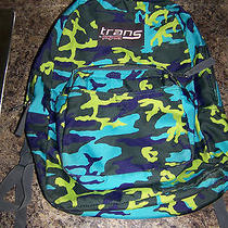 Jansport Trans Backpack (Bright Colors) Photo
