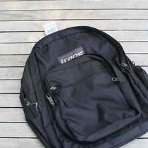 Jansport Trans Black Book Bag Supermax Backpack Photo