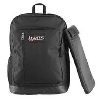 Jansport Trans Megahertz Ll Black Backpack With Laptop Computer Sleeve Photo