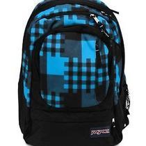 Jansport Txc01k1 Air Cure Backpack Swedish Blue Cross Block Photo