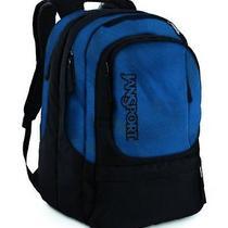 Jansport Txc07cs Air Cure Backpack (Navy/forgegrey) Photo