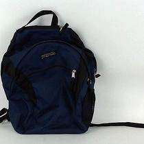Jansport Wasabi Backpack (Navy) Used Photo