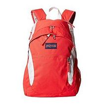 Jansport Wasabi Laptop Backpack Coral Photo