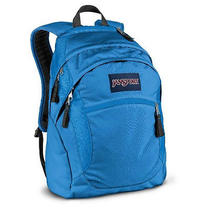 Jansport Wasabi Laptop Backpack - Swedish Blue Photo
