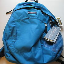 Jansport - Wasabi Laptop Backpack - Swedish Blue Tyg69fg Photo