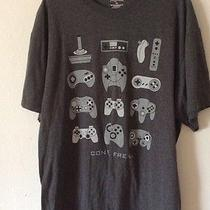 Jansport Xl Tshirt Video Game Graphics Photo