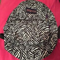 Jansport Zebra Print Backpack Photo