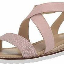 Jbu by Jambu Women's Caymen Flat Sandal Blush Size  4xmw Photo