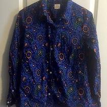 Jcrew Cotton Printed Shirt  Photo