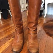 Jcrew Parker Tall Boots Cognac 7.5 Photo