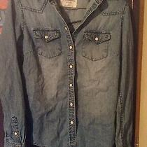 Jean Jacket Small Aeropostale Cute  Photo