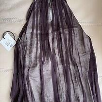 Jean Paul Gaultier Beautiful Sleeveless Top With Matching Scarf Size S Photo