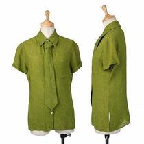 Jean Paul Gaultier Classique See-Through Shirt(k-11172) Photo