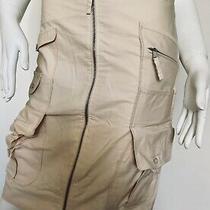 Jean Paul Gaultier Femme Italy Dress Cargo Sleek Sublime Skirt 6 Neiman Marcus  Photo