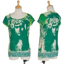 Jean Paul Gaultier Femme Polyester See-Through Tops(k-23015) Photo