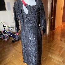Jean Paul Gaultier Long Maxi Pencil Womens Dress Sz 14 Photo