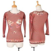 Jean Paul Gaultier Maille Femme See-Through Tops(k-13976) Photo