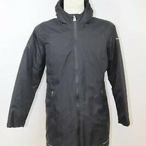 Jean Paul Women's Soft Quilted Hood Urban Outdoor Black Jacket Sz L Photo