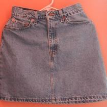 Jean Skirt - Size 10 Photo