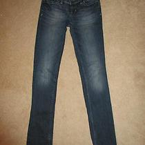 Jeans - Aeropostale - Med Blue - Bayla Skinny - Sz 0 R Photo
